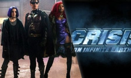 DC Universe's Titans Characters Reportedly Appearing in Crisis on Infinite Earths