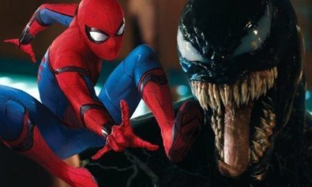 Did Tom Hardy Just Tease Venom Will Collide With Spider-Man?