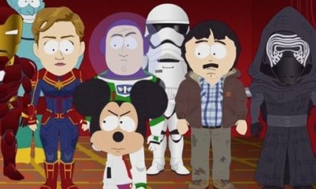 Disney and Marvel Heroes Attempt to Break Into China in New South Park Episode