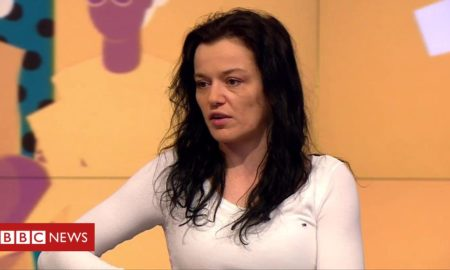 Ex-EastEnders actress Katie Jarvis on her job-shaming story