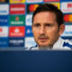 Frank Lampard provides N'Golo Kante and Ross Barkley injury updates after Champions League blow