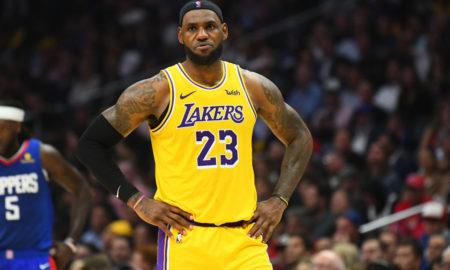 LeBron James 'ecstatic' despite LA Lakers losing NBA opener against Clippers