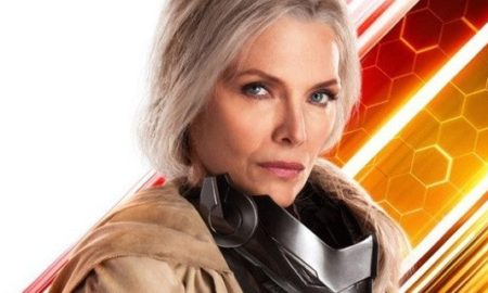 Michelle Pfeiffer Open to Doing Ant-Man 3