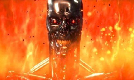 Mortal Kombat 11 Reveals First Terminator Brutality