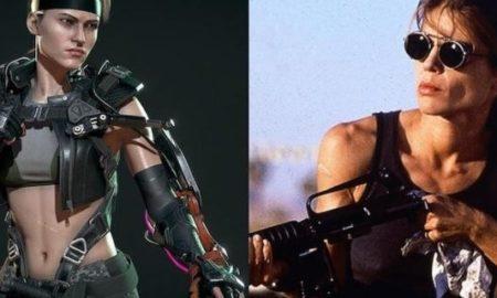 Mortal Kombat 11 Reveals Sarah Connor Sonya Blade Skin