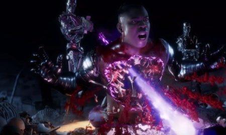 Mortal Kombat 11 Reveals Second Terminator Fatality