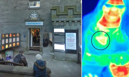 Mum's breast cancer spotted by museum's thermal imaging camera