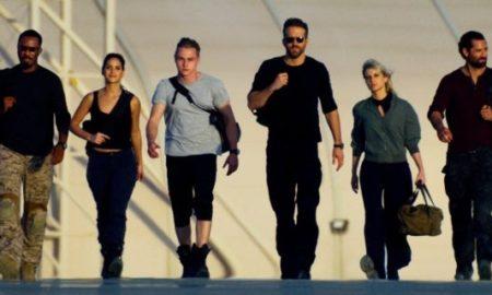 Netflix Sets Release Date for Ryan Reynolds' 6 Underground