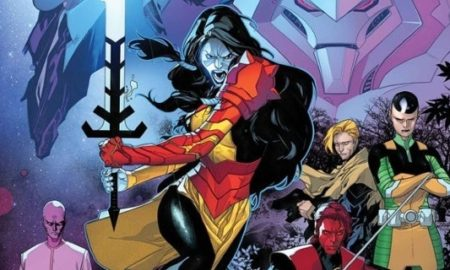 X-Men Writer Jonathan Hickman Explains How One New Character Appears in Two Different Powers of X Timelines
