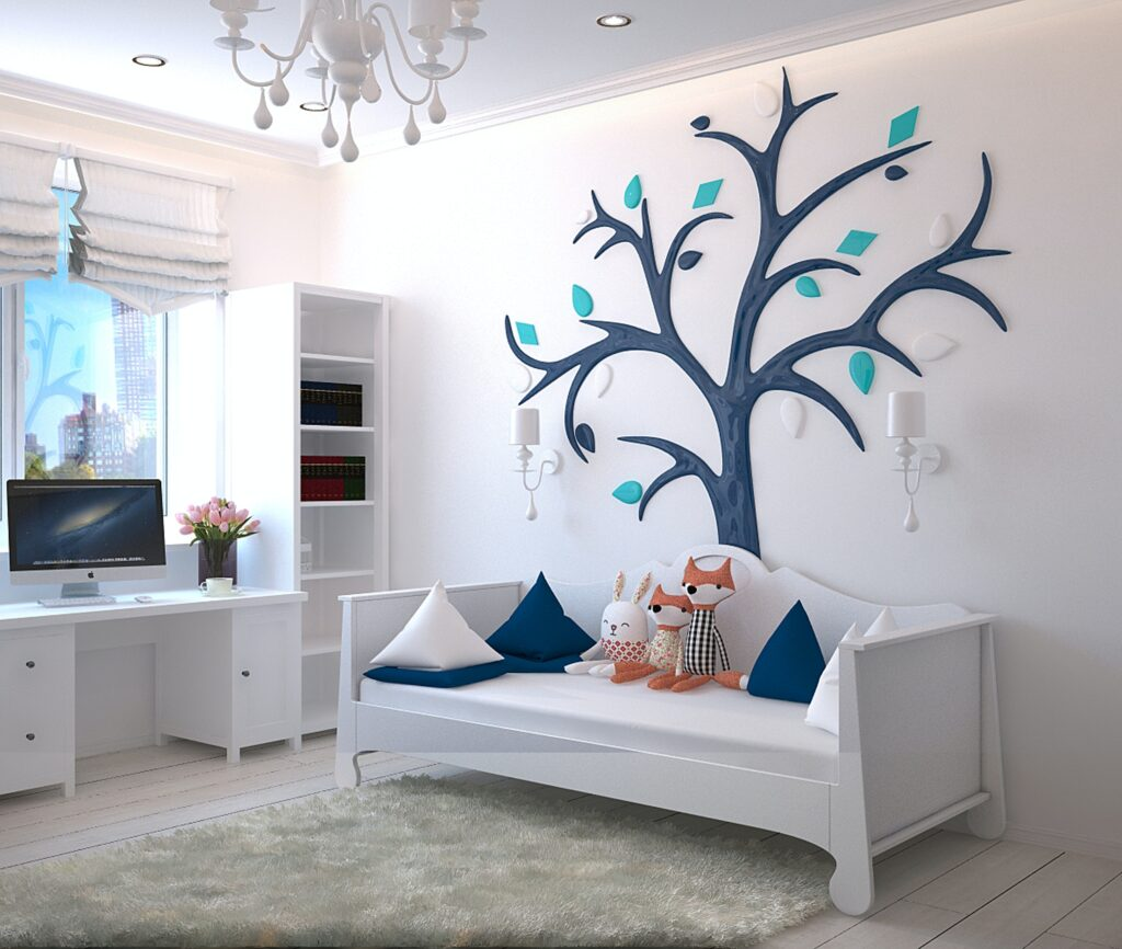 Advantages of Single Beds for Your Kids